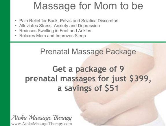 pregnancy massage atoka ok