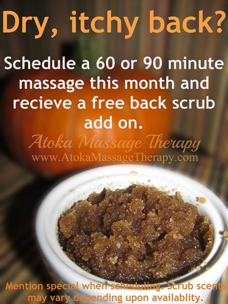 dry itch back scrub atoka