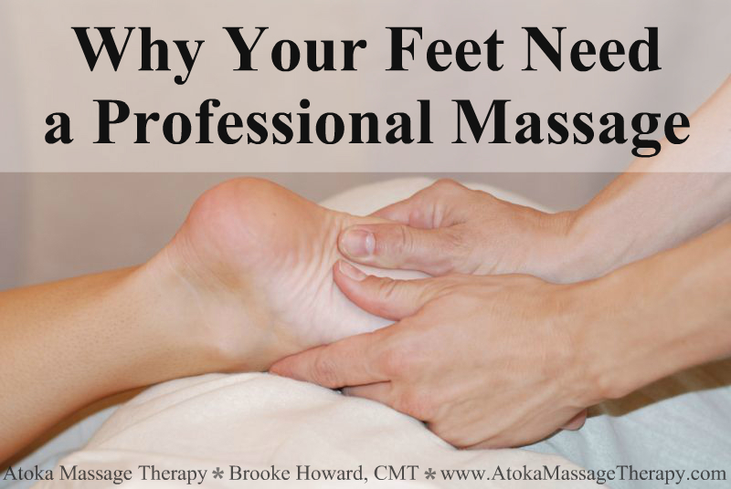 foot heal pain massage