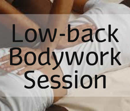 low back pain bodywork